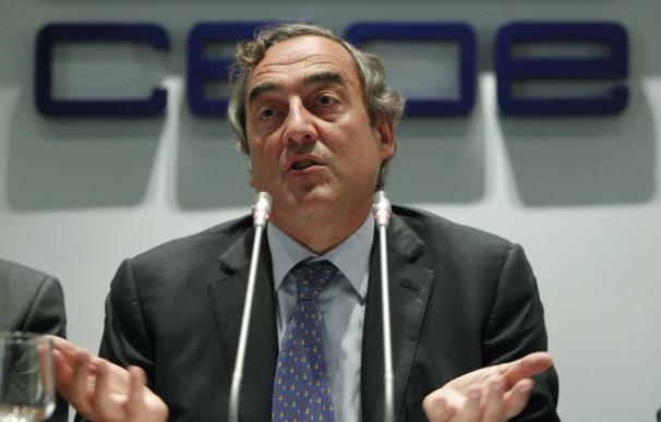 La CEOE pide un despido improcedente de 20 días y de 12 días para el procedente