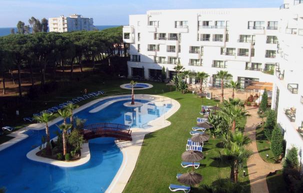 El coste medio de una habitación de hotel en España aumentó un 4% en 2012.