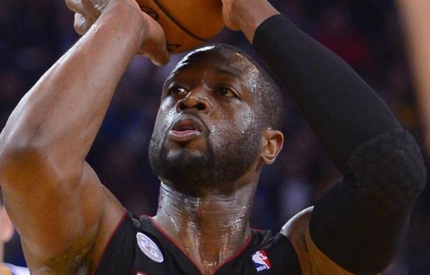 81-97. Wade dio descanso a James y los Heat llegan a 15 triunfos seguidos