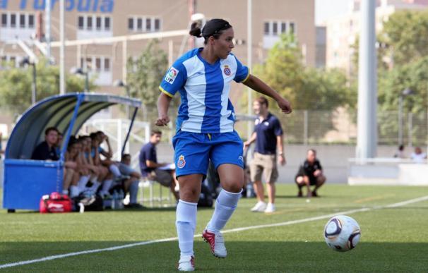 La gallega Mari Paz, la pichichi de la Superliga femenina
