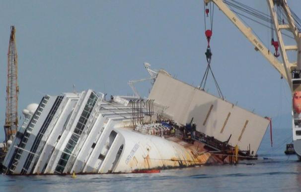 Naviera condenada a pagar 17.594 euros a 22 pasajeros del Costa Concordia