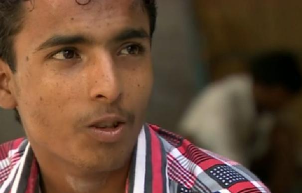 Kanhaiya, el joven que consiguió sacar a su madre de la cárcel después de nacer allí.