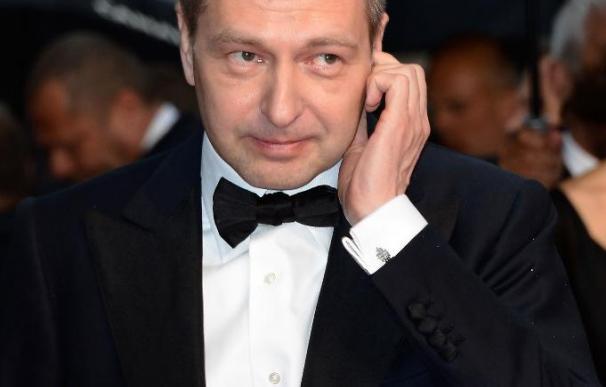 Dmitry Rybolovlev, en la ceremonia de apertura del Festival de Cannes