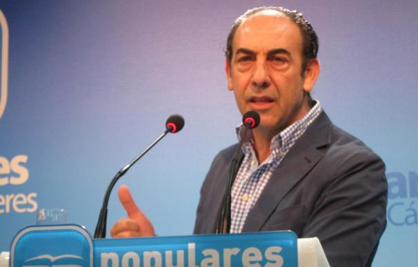 """El PP considera un """"sin sentido"""" que los ayuntamientos socialistas abandonen la FEMP y la Fempex"""