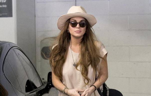 Lindsay Lohan la vuelve a liar