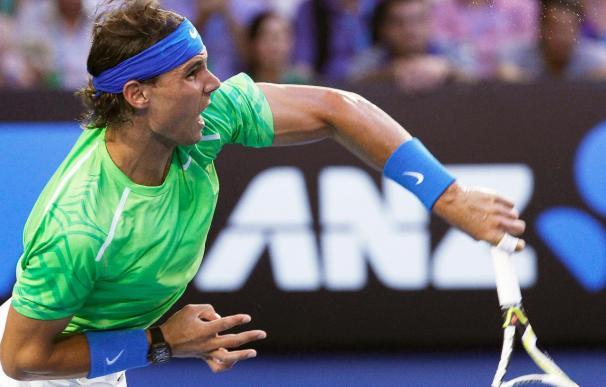 Rafael Nadal debutará en Indian Wells frente al vencedor del Falla-Mayer