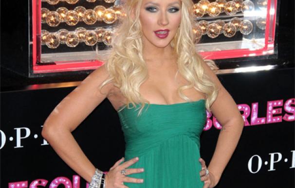 Christina Aguilera se siente atractiva cuando usa perfume