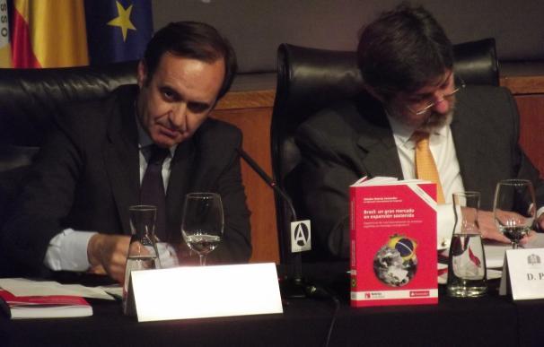 Lanzamiento del libro 'Brasil: un gran mercado en expansión sostenida'