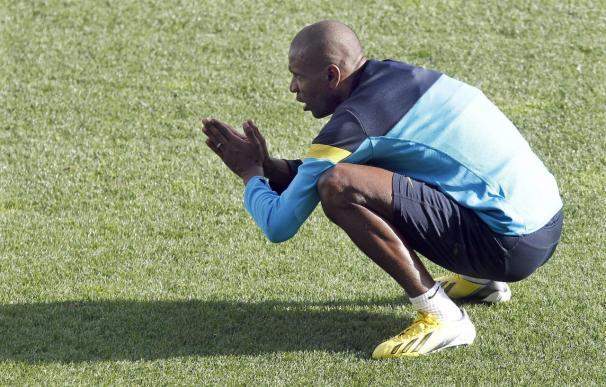 El Barça y Eric Abidal pondrán mañana punto y final a una relación de seis años