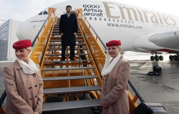 Fly Emirates, el nuevo patrocinador del Real Madrid