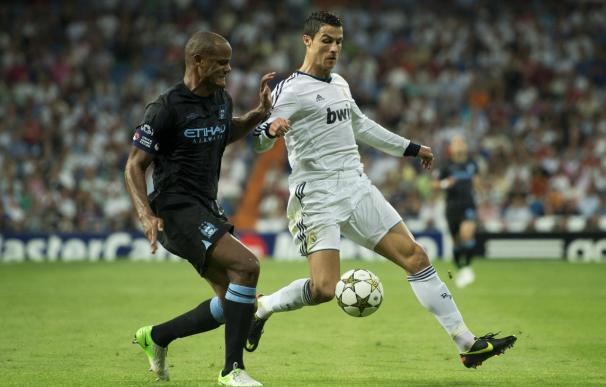 Real Madrid v Manchester City FC - UEFA Champions League