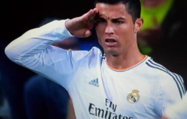 Cristiano Ronaldo, el 'comandante'