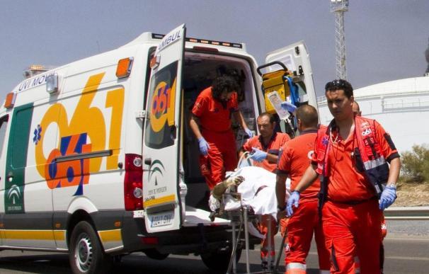 Un hombre mata a su pareja en Granada y luego intenta suicidarse