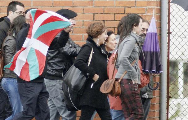 La etarra Inés del Río sale de la cárcel tras quedar anulada la 'doctrina Parot'