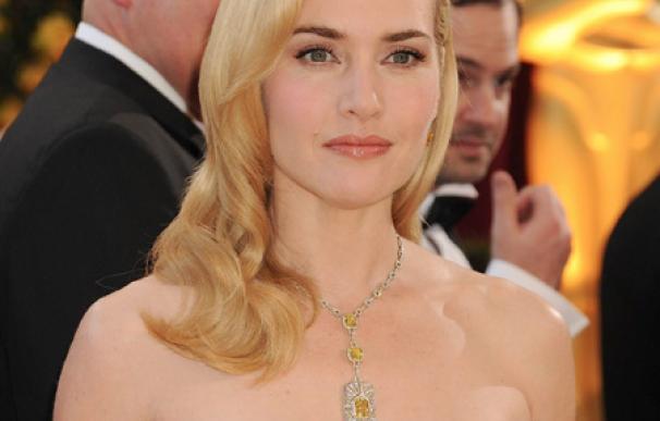 Kate Winslet no quiere estar delgada