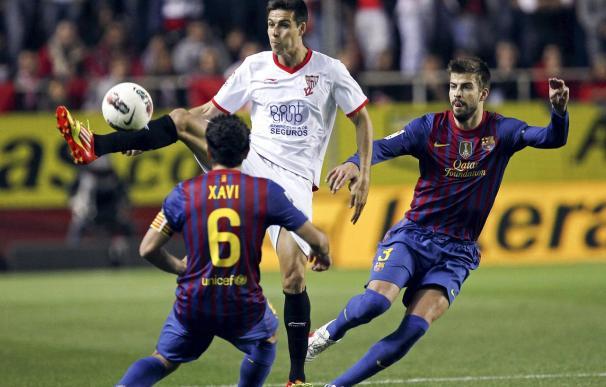 El Barça busca ser más líder antes del clásico y el Sevilla tumbar a otro grande