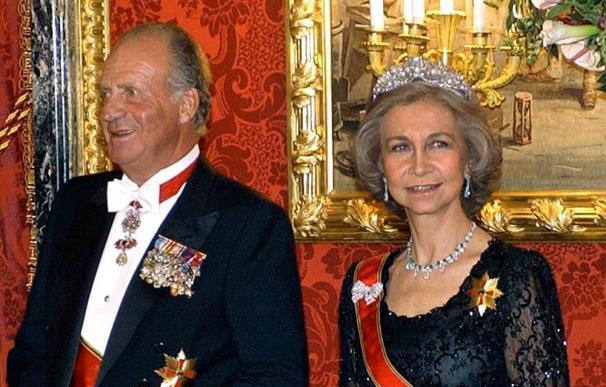 La asignación de la Casa Real será de 7,93 millones en 2013