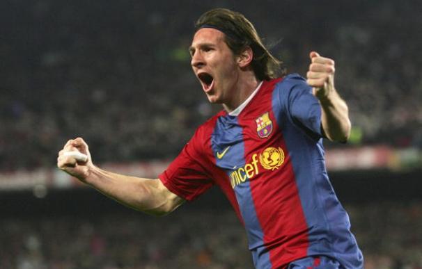 Su primer hat-trick ante el Real Madrid