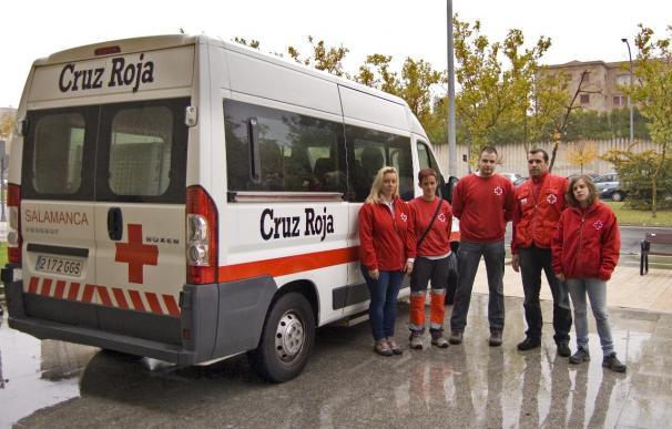Cruz Roja envía a Pola de Gordón (León) un Equipo de Intervención en Emergencia de Atención Psicosocial