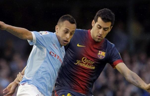 El Celta busca su primera victoria en casa ante un Barça invicto