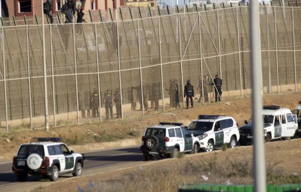 Imputado el jefe de la Guardia Civil en Melilla por las devoluciones de inmigrantes