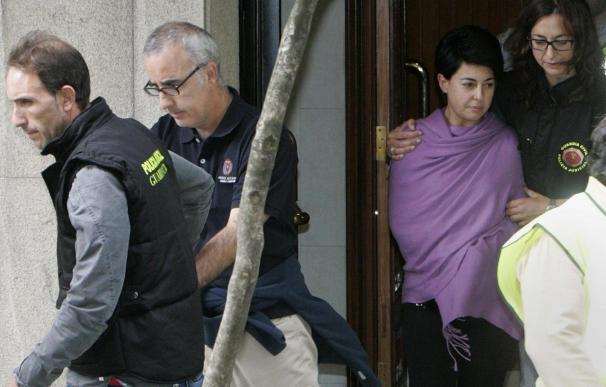 """El padre de Asunta Basterra dice que es """"inocente"""" y que no sedó a su hija"""