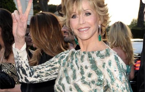 Jane Fonda anima a las mujeres mayores a tener sexo