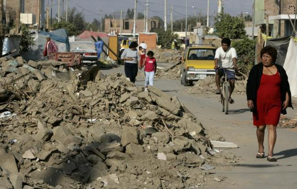 Un seísmo de 6,7 grados de magnitud sacude la costa de Perú