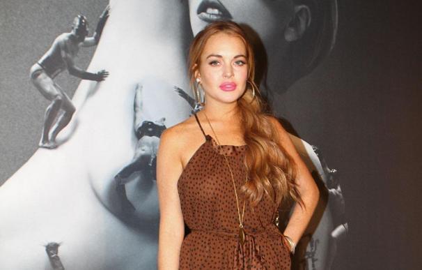 Lindsay Lohan se compara con Elizabeth Taylor