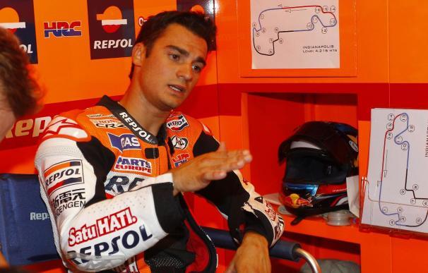 Pedrosa (Honda) no da el Mundial de MotoGP por perdido, ni mucho menos