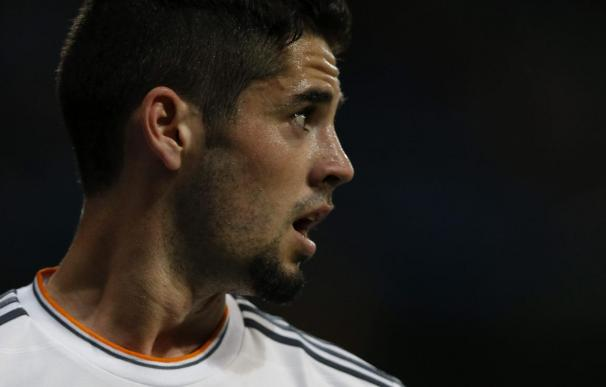 Ancelotti se decanta por Isco por la ausencia de Cristiano