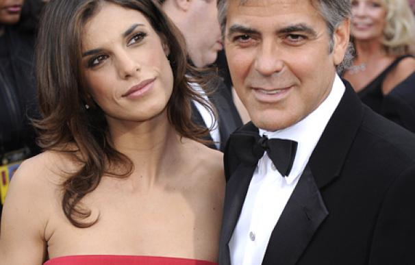Elisabetta Canalis: 'Tuve una relación padre-hija con George Clooney'
