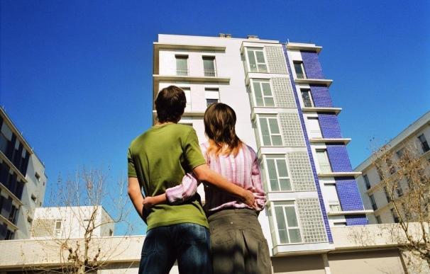 Los visados para construir viviendas suben por primera vez desde 2011, con un 1,3% hasta julio