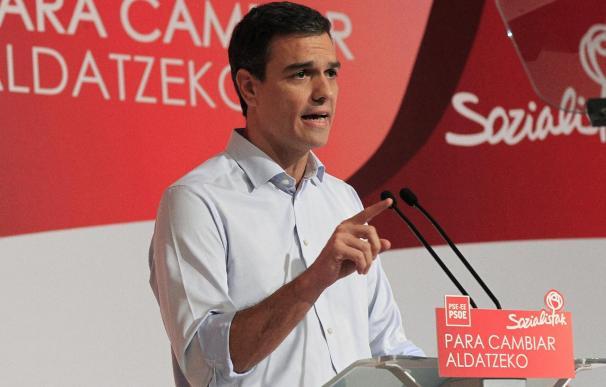 Sánchez acusa a Mas de dar un nuevo paso hacia la ruptura de la sociedad