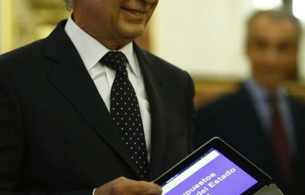 """Las dotaciones para Educación suben un 4,5, con una partida de becas """"consolidada"""" de 1.470 millones de euros"""