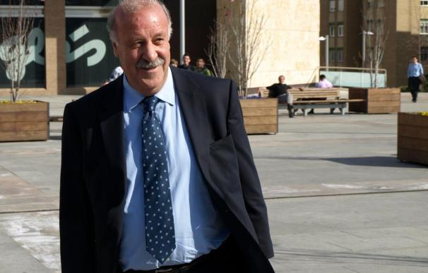 """Del Bosque, sobre Raúl: """"No me pone en ningún compromiso"""""""