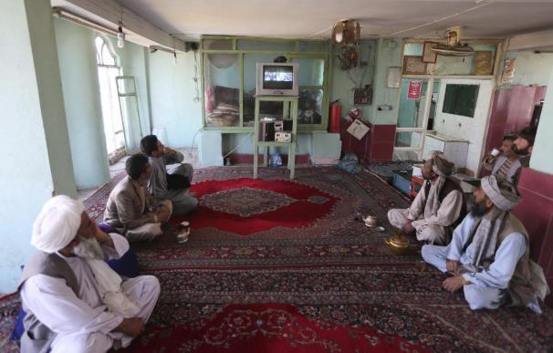 Ashraf Gani jura el cargo como nuevo presidente de Afganistán
