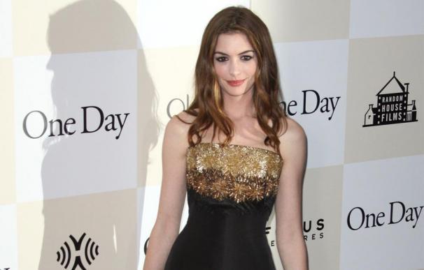 Anne Hathaway, forzada a someterse a una dieta estricta