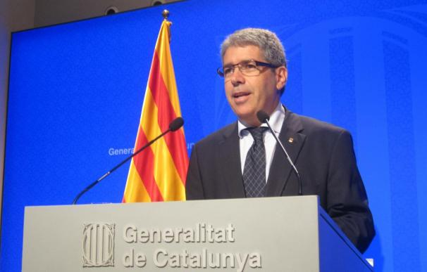 Homs dice que el Cataluña presentará alegaciones y seguirá trabajando en organizar el 9N