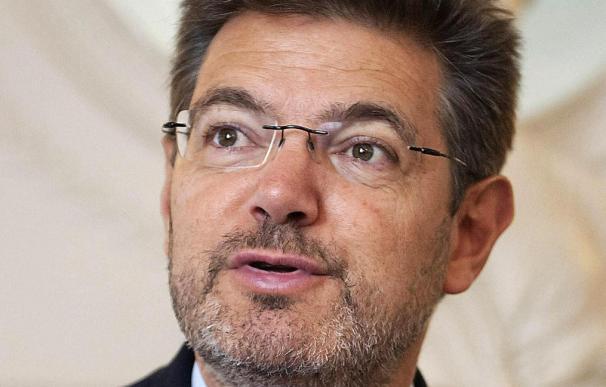 Catalá jura ante el Rey en la Zarzuela como nuevo ministro de Justicia