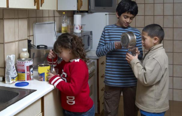 """Unicef alerta de que la pobreza infantil """"se ha disparado"""" en España y afecta a uno de cada tres niños"""