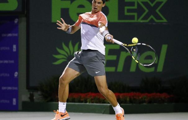 Nadal y Djokovic, primer duelo épico de la temporada