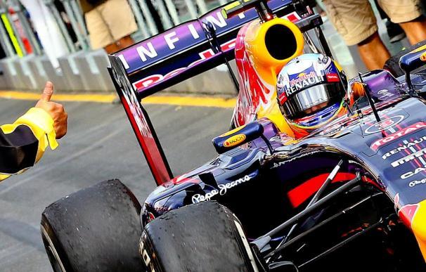Ricciardo recibe la segunda sanción de la temporada