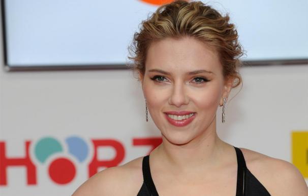 Scarlett Johansson no se considera un icono sexual