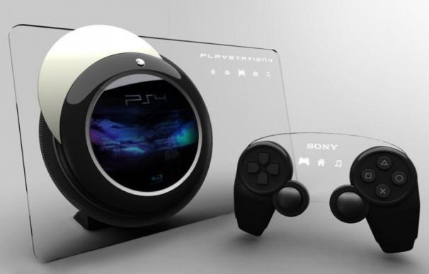 Concepto de PlayStation 4