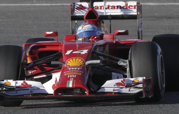 Alonso lucirá el 14 esta temporada