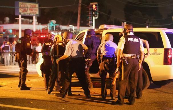 Protestas en Ferguson por la muerte de Michael Brown