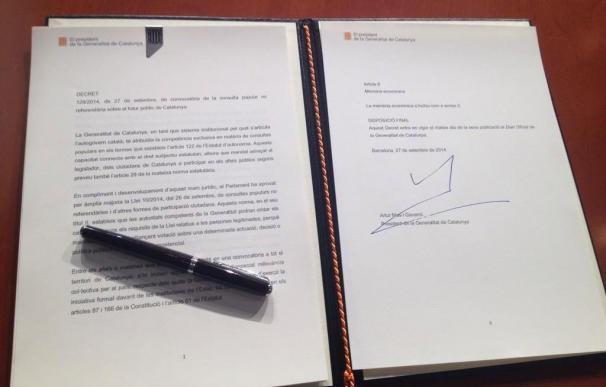 La Generalitat activa este domingo la campaña institucional