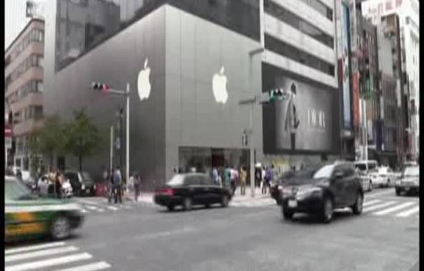 Todo por conseguir un iPhone 6 en Tokio