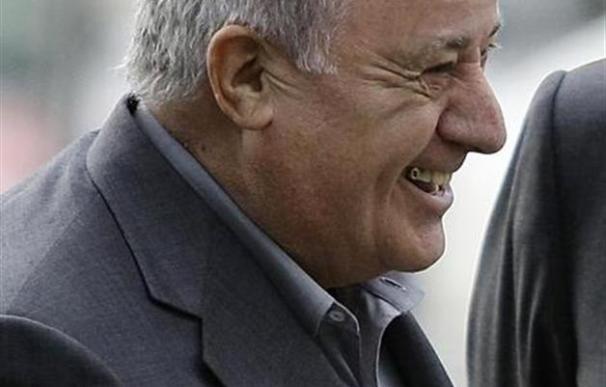 Amancio Ortega se pone tercero en la lista de ricos de Forbes